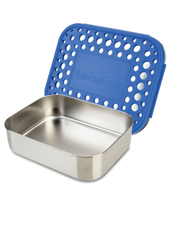 Uno Dots 100% Stainless Steel Lunch Container