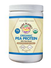 Organic Pea Protein - Coconut Bliss