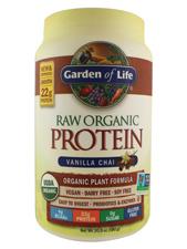 Raw Organic Protein - Vanilla Chai