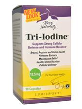 Tri-Iodine 12.5 mg
