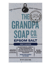 Epsom Salt Bar Soap