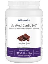 UltraMeal Cardio 360 Pea & Rice Protein-Chocolate
