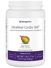 UltraMeal Cardio 360 Pea & Rice Protein - Pear