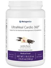 UltraMeal Cardio 360 Pea & Rice Protein - Vanilla