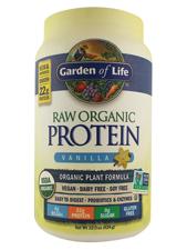 Raw Organic Protein - Vanilla