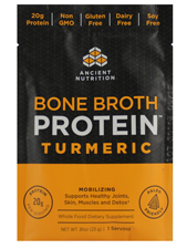 Bone Broth Protein - Turmeric