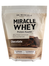 Miracle Whey Protein Powder Chocolate