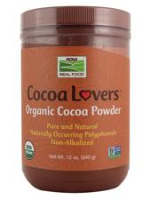 Cocoa Lovers Organic Cocoa Powder