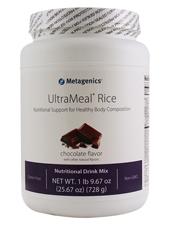 UltraMeal Rice - Natural Chocolate Flavor