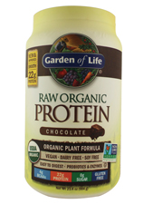 Raw Organic Protein - Chocolate