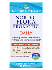 Nordic Flora Probiotic Daily