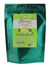 Moringa Lemon Tea