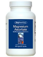 Magnesium Ascorbate Buffered Form Vitamin C