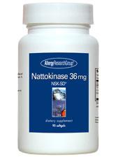 Nattokinase 36 mg