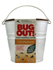 Citronatural Bug Out! 3-Wick Galvanized Tub