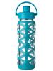 16oz Glass Bottle with Active Flip Cap