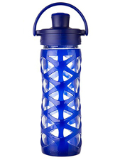 16oz Glass Bottle with Active Flip Cap