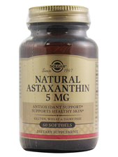 Natural Astaxanthin 5 mg