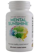 3 Brains Mental Sunshine