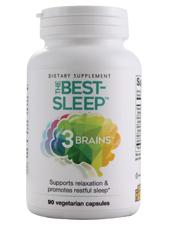 3 Brains The Best Sleep