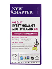 One Daily Every Woman's Multivitamin 40+