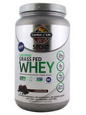 Organic Grass-Fed Whey Protein Chocolate