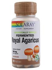 Organically Grown Fermented Royal Agaricus 500 mg