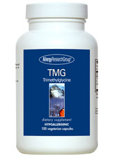 TMG  Trimethylglycine