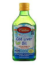 Kids Cod Liver Oil Lemon