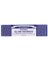 Peppermint All-One Toothpaste - Fluoride Free