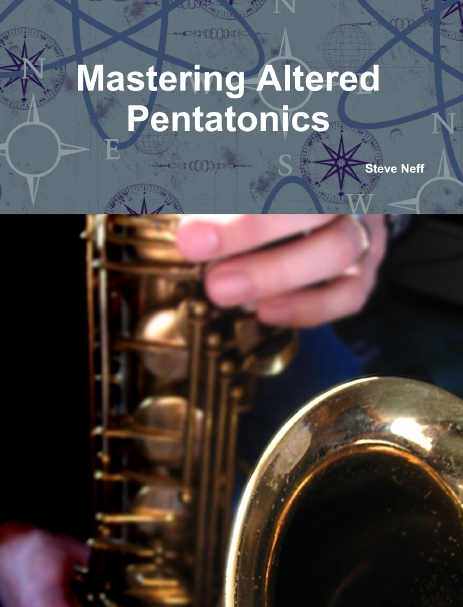 Mastering Altered Pentatonics (Digital PDF Book)