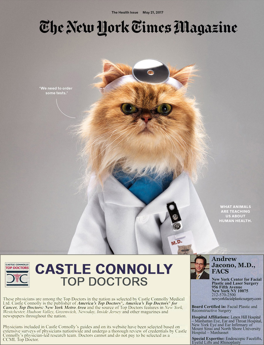 Castle Connolly Top Doctor 2017