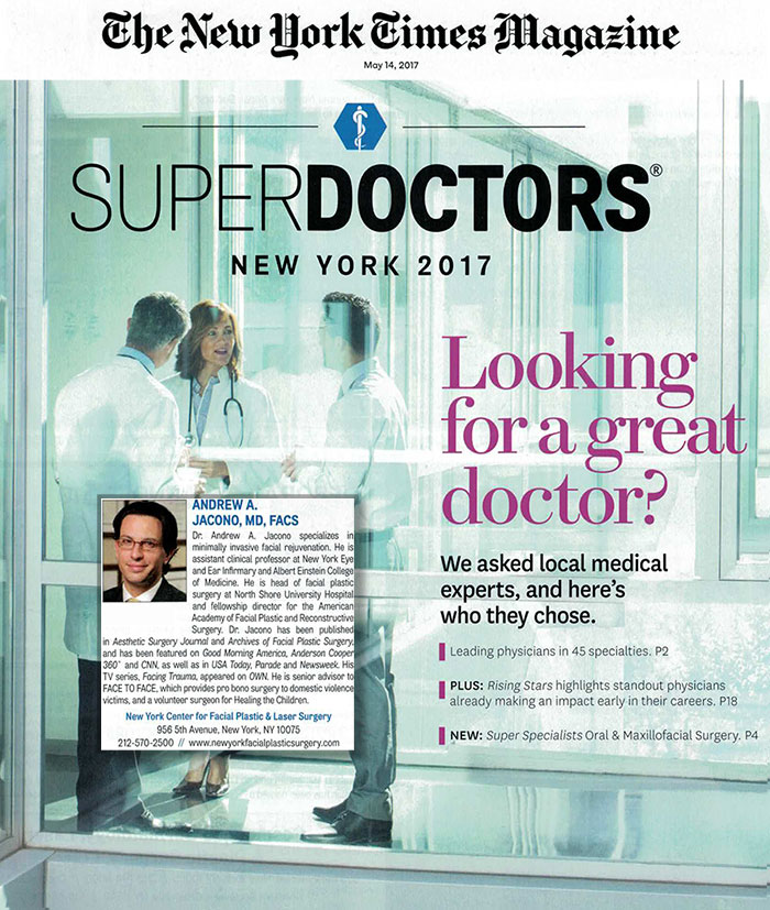 New York Super Doctor 2017