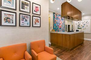 Dr. Jacono's New York CIty Office