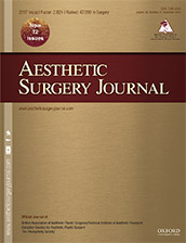 Dr. Jacono published in the Aesthetic Surgery Journal November 2018