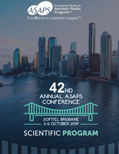 Dr. Jacono gives three master level lectures at ASAPS Annual Conference in Brisbane Australia