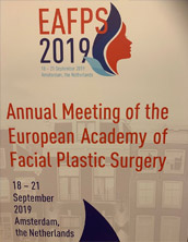 Dr. Jacono lectures at EAFPS Annual Conference in Amsterdam