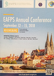 Dr. Jacono attends the EAFPS Annual Conference in Regensburg, Germany, September 2018