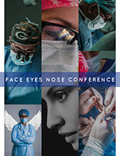 Dr. Jacono lectures at Face Eyes Nose International Conference