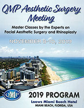 Dr. Jacono teaches master level techniques at the QMP Aesthetic Surgery Meeting in Miami, Florida 2019