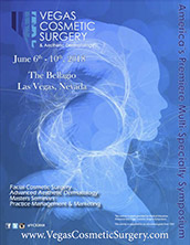 Dr. Jacono attends the Vegas Cosmetic Surgery Symposium in Las Vegas June 2018