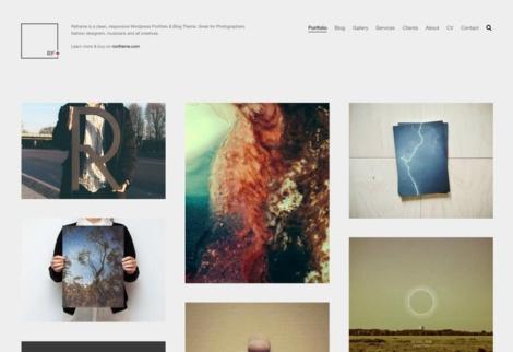 Reframe Plus Demo : Portfolio