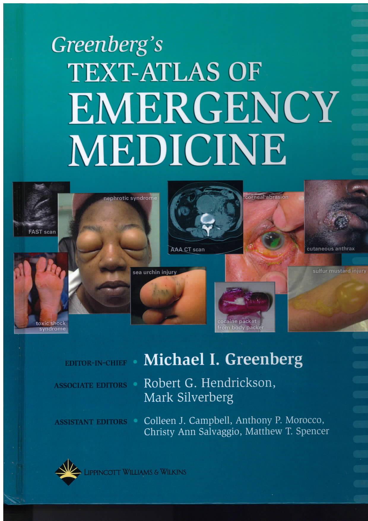 Text Atlas of Emergency Medicine