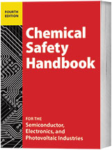 Chemical Safety Handbook for the Semiconductor, Electronics, and Photovoltaic Industries