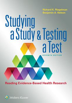 Studying a Study and Testing a Test 7/e