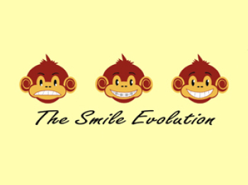 Smile Evolution Welcome Greeting Card