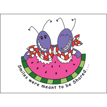 Ants Greeting Card