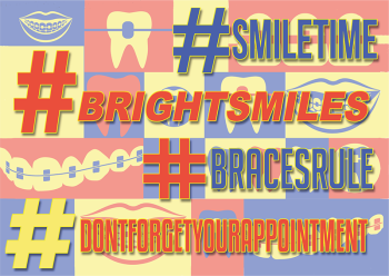 #SMILETIME Postcard