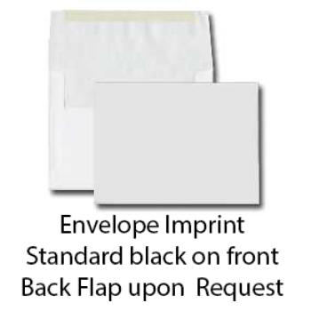 Envelope Imprint of 100