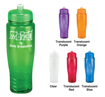 PolyClean 28 Ounce Sport Bottle